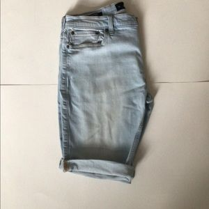 Hollister Faded Jean Shorts